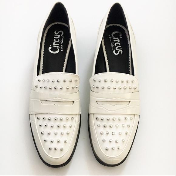 28f9b24d78c50 Circus by Sam Edelman Shoes -  Circus by Sam Edelman  lali loafer (white